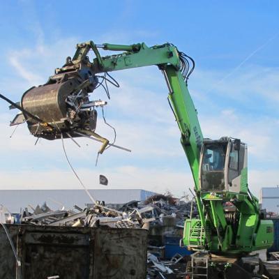Oud metaal optimaal en eindeloos te recyclen